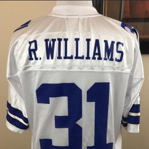 d0f313203 REEBOK Dallas Cowboys Roy Williams Football Jersey.  M_5b7c8844bf772966be9526de